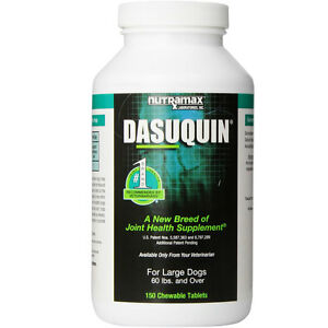DASUQUIN  for Large Dogs Advanced Joint Health Ingredients  Chewable Tablets