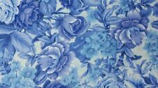 "Floral Up to 45"" Width 6 - 12 yds 100% Cotton Craft Fabrics"