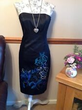Debut Debenhams Size 6 Strapless Party Dress Ideal For Summer Parties