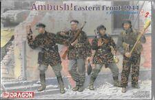 Dragon Gen2, AMBUSH! Eastern Front 1944, WWII German Figures in 1/35  6333  ST