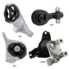 Engine Motor Mount Set 3 For M767 65010 4535 4595 07 08 09-2011 Honda CR-V 2.4L