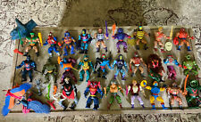 vintage he man masters of the universe lot