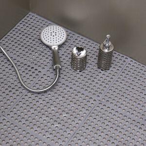 Bathroom Shower Mats Non Slips PVC Rubber Mats Suction Foot Massage Pads 30*30CM