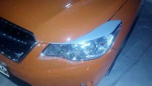 For Subaru XV Crosstrek Eyebrows Eyelids Eye Line 2012-2016 MY