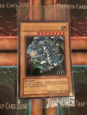 Yu-Gi-Oh! Blue-Eyes White Dragon Ultra Rare Limited JMP-EN001 VERY RARE SEALED