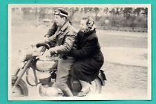 LATVIA RUSSIA MOTORCYCLE Java CZ  VINTAGE PHOTO 48