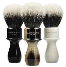MASETO - Captain 24mm Extra Density 2 Band 100% Finest Badger Shaving Brush
