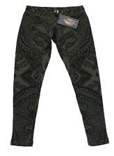 Horiyoshi III Fire Bird Merino Wool Legging Pants Medium M Green Made In Japan