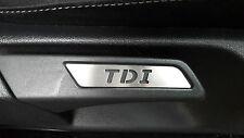 Sede emblema golf tdi 5/6 palanca disimulo diafragma Passat autoadhesivas mk5 mk6