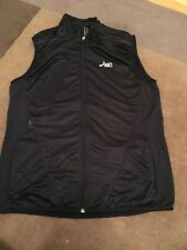 Asics Running Cycling Walking Windproof Gilet L Size