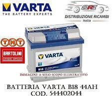BATTERIA AUTO VARTA B18 44AH 440A DI SPUNTO POSITIVO A DESTRA - 544402044