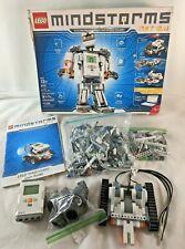 LEGO 8547 Mindstorms NXT 2.0 Robot PC/MAC Bluetooth USB
