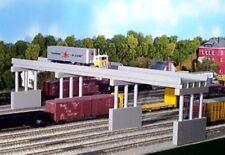 Plastic HO Scale Model Train Bridges