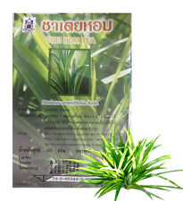 200 bagsHerbs Herbal Tea Toei hom Pandan Leaves Fresh Refreshed Natural Drink
