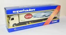 CORGI 86717 SUPERHAULERS GINSTERS VOLVO CAB & TRAILER LORRY 1:64 DIE-CAST - MIP