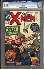 X-Men #10 CGC 9.0 VF/NM Universal CGC #0142282011