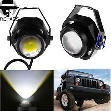 Cree LED Work Light 2pcs10W  Road Sport Motor Car Tractor Boat Fog SPOTLIGHT 12V