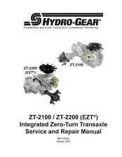 Transaxle ZF-DRBB-4D7C-13TX ZT-2100 HYDRO GEAR OEM TRANSMISSION FOR PUMP