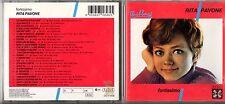 RITA PAVONE CD FORTISSIMO 1988 serie FLASHBACK  STAMPA TEDESCA fuori catalogo