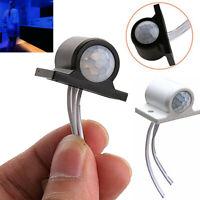 MINI DC3-12V PIR Infrared Motion Sensor Detector LED Strip Automatic Switch 2A
