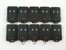 GM LOT OF 10 GMC CHEVROLET 14-20 ORIGINAL REMOTE OEM KEYLESS ENTRY FOB CHEVY USA