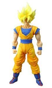 Dragonball Z Super Saiyan Son Gokou Goku SHF S.H. Figuarts Action Figure Bandai