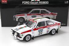 1:18 Sun Star Ford Escort RS1800 *RAC Rally 1976* #22 NEW bei PREMIUM-MODELCARS