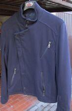 Giaccone doppiopetto  blu Tg.XXL (54) Zara - bottoni e cerniera - Nuovo