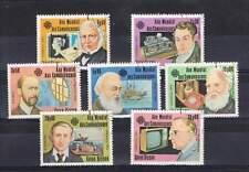 Serie gestempeld Guine Bissau 1993: Wetenschappers / Scientist (div011)
