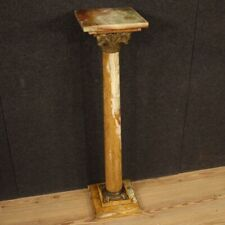 Column French Furniture IN Onyx Bronze Brass Golden Antique Style 900 Living