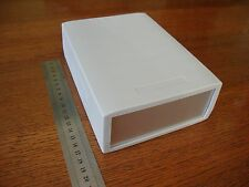 ABS Plastic Aluminium Instrument Box Case Electronic Enclosure, not diecast ali.