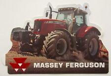 Aufkleber MF MASSEY FERGUSON 6490 Traktor Schlepper Sticker Landmaschine Agrar