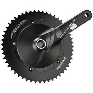 Miche Pistard Air Bicycle Cycle Bike Chainset Black
