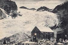 MASSIF DU PELVOUX 137 refuge tuckeit pic de neige cordier
