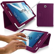 """Carcasas, cubiertas y fundas morado piel sintética para tablets e eBooks 8"""""""