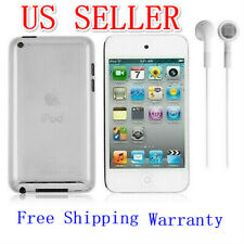 US SELLER!!! New Original iPod touch 4th Generation 32GB White MP3 MP4 Player