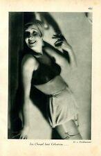 Ein Chorgirl feiert Geburtstag ( Phot. H.v.Perckhammer ) c.1930