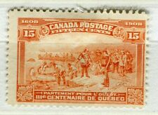 CANADA; 1905 early Quebec issue fine mint unused 15c. value