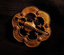 16th Century Round Brooch with fleur-de-lis - Y-32