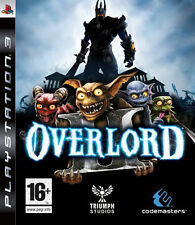 Overlord 2 PS3 Playstation 3 IT IMPORT CODEMASTERS