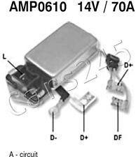 FIAT DUNA UNO FORD CAMINHAO F350 Lichtmaschinenregler Regler für Lichtmaschine
