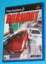 Burnout - Sony Playstation 2 PS2 - PAL