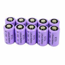 10 PCS CR2 Lithium Batteries 3V Camera 800mAh Expiration 2020