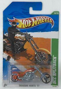 2011 Hot Wheels Treasure Hunts OCC Splitback Limited Edition