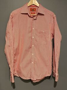 Rm Williams Mens Dress Shirt Size Medium