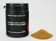 Sticky Baits Pure Natural Enzyme Treated Liver Powdered Additive 100g