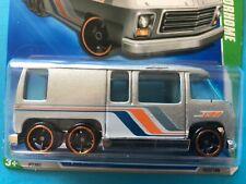 Hot Wheels - 2009 Treasure Hunt - #11/12 - GMC Motorhome