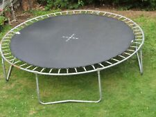 For Sale 10' Dia Trampoline Mat and Heavy Duty Springs-Very Good Condition.