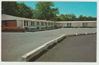 Unused Postcard Akron Motel South 7th Street Akron Pennsylvania PA