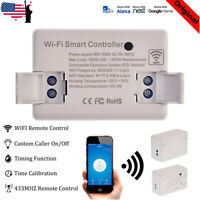 WiFi Wireless Smart Switch Module Shell ABS Socket For Remote Control Home